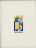 CONGO-BRAZAVILLE 1964. Agriculture Envirolment DeLuxe proof