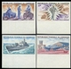 CAMEROON 1966. Naval army tanks motorbike parashooting airplane.IMPERF.SET:4