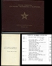 MOROCCO AGENCIES-FRENCH 1952. UPU Album :1947-1952 issues + s.sheets :4