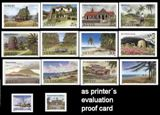 NEVIS 1981. Landscapes Printer´s evaluation card PROOFS:14