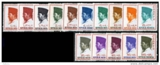 INDONESIA 1965. Def. New emerging Forces Sheets:15 x 100 stamps