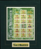 IRELAND 1999. Team of Millenium Football Gaelic. Imperf. single sheetlet [PRINT:1000]