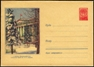 RUSSIA 1957. Military trees writer 40k. Folded Letter stationary