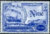 Niue 1999 Ships Australia 99 $1.00. Sheets:50 stamps [COMPLETE FULL SHEET]
