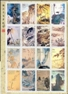 LIBERIA 1998. Painting Zhang Daqian China ye.16x25c. Sheetlet.UNISSUED-officially planned.BULK :10x