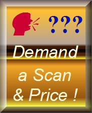 call for price and scan